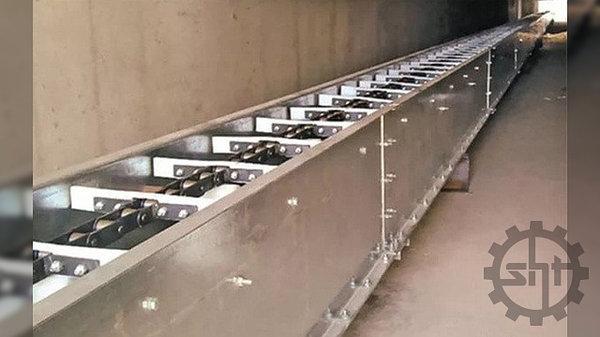 Скребковый конвейер зерна разборка машин фольксваген транспортер
