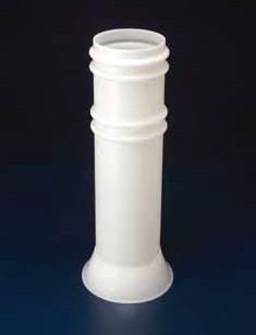 Сосуд для мойки пипеток, d-165 мм, H-650 мм, материал-полиэтилен (Azlon)