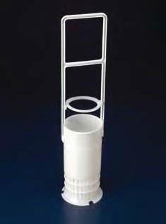 Корзина для пипеток, d-130 мм, материал-полиэтилен (Azlon)