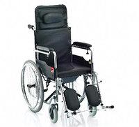 Инвалидная коляска с санитарным оснащением  Н009 В