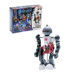 """Эврики. Робототехника """"Робот-Акробат"""""""