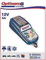 Зарядное устройство ™Optimate 6 Select TM190 (0.4A– 5.0А, 12В)