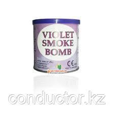 Цветной дым Smoke Bomb 60 сек фиолетовый