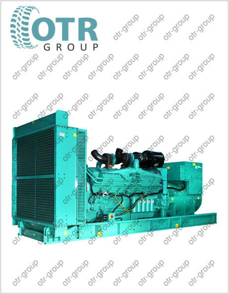 Запчасти для дизельного генератора Cummins C1400D5