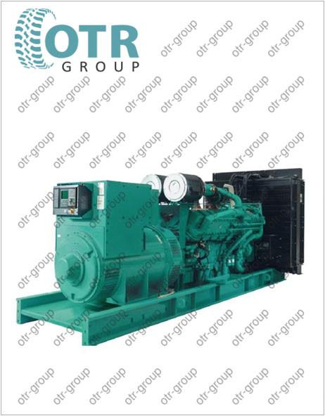 Запчасти для дизельного генератора Cummins C1675D5A