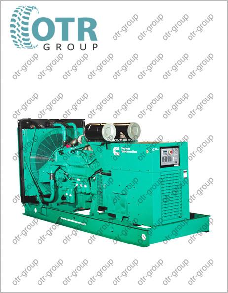 Запчасти для дизельного генератора Cummins C1675D5