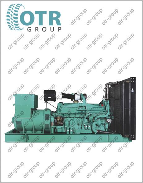 Запчасти для дизельного генератора Cummins C1760D5E