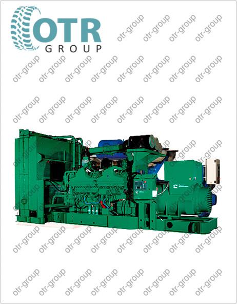 Запчасти для дизельного генератора Cummins C2000D5