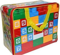 Детский конструктор Bricks Intellligence 68 деталей