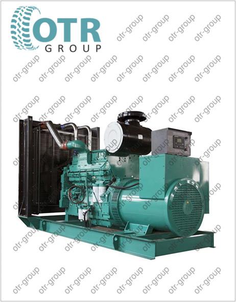Запчасти для дизельного генератора Cummins C2250D5