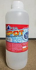 КРОТ - средство для устранение засоров. 1 литр. РК