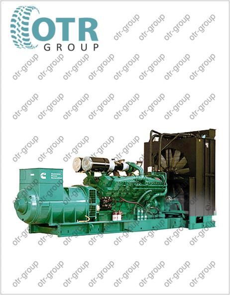 Запчасти для дизельного генератора Cummins C2500D5A