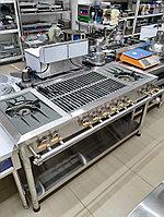 Промышленные газовые плиты 12 конфорок, фото 1