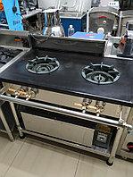 Газ плита промышленная, фото 1
