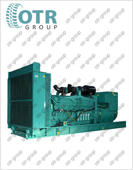 Запчасти для дизельного генератора Cummins 2660 DQLB
