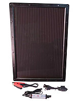 Зарядное устройство Optimate Solar С 6ВТ солнечной панелью TM524
