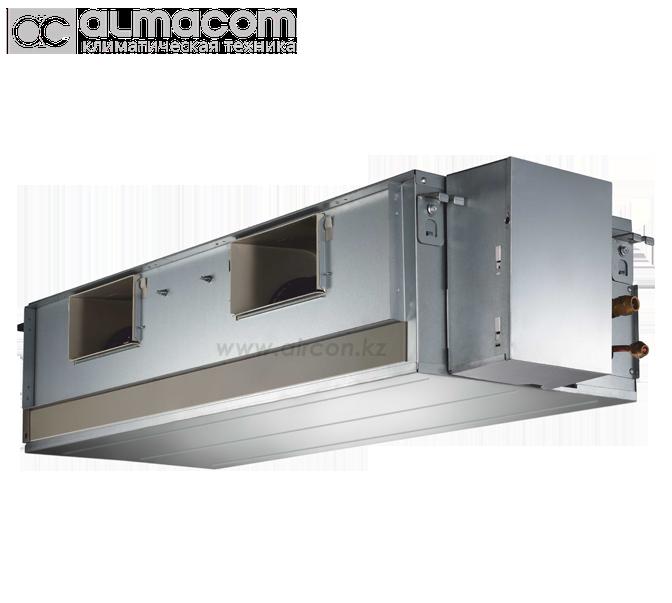 Канальный Almacom: ACD-100HМh (высоконапорные)