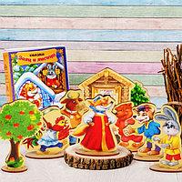 "Театр на столе ""Лиса и заяц""  , фото 1"