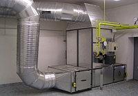 Монтаж воздушного отопления