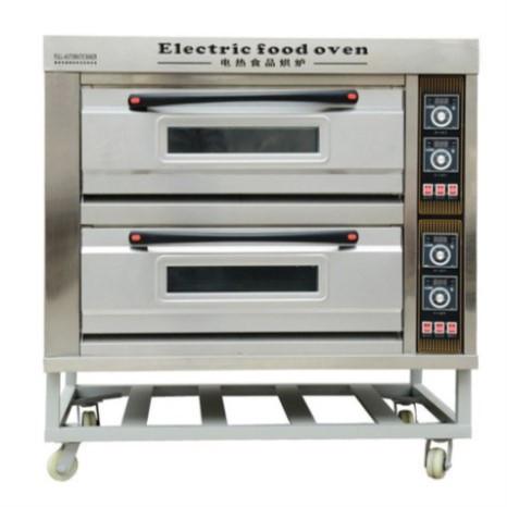 Пекарский шкаф промышленный 2х секционный электрический