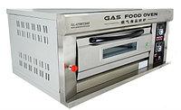 Пекарский шкаф промышленный 1-секционный газовый, фото 1