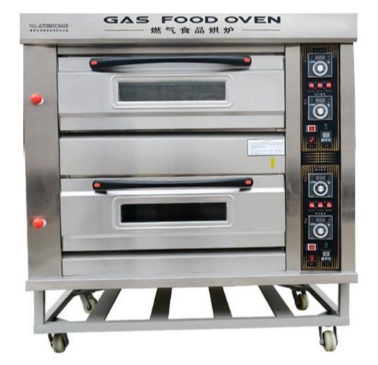 Шкаф пекарский промышленный 2-секционный газовый