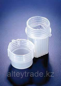 Кювета для одновременного окрашивания до 10 предметных стекол 26х76 мм, с винт.крышкой (РР) (Azlon)