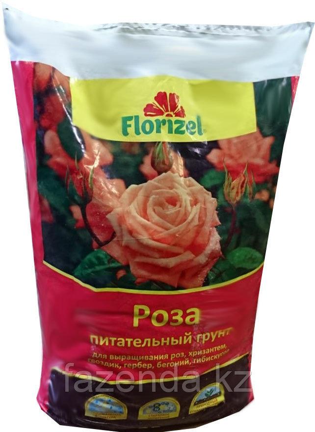 Грунт Florizel Роза 25л