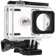 Экшен камера, подводный бокс DEXP CS150 Xiaomi YI