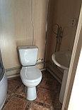 Контейнер санузел 20 ф утепленный под туалет, фото 3