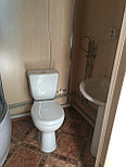 Контейнер санузел 20 ф утепленный под туалет, фото 2