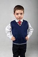Школьный жилет для мальчика