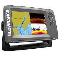 Эхолот Lowrance Hook 4 + GPS приемник