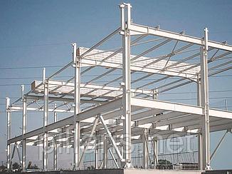 Строительство из металлоконструкций