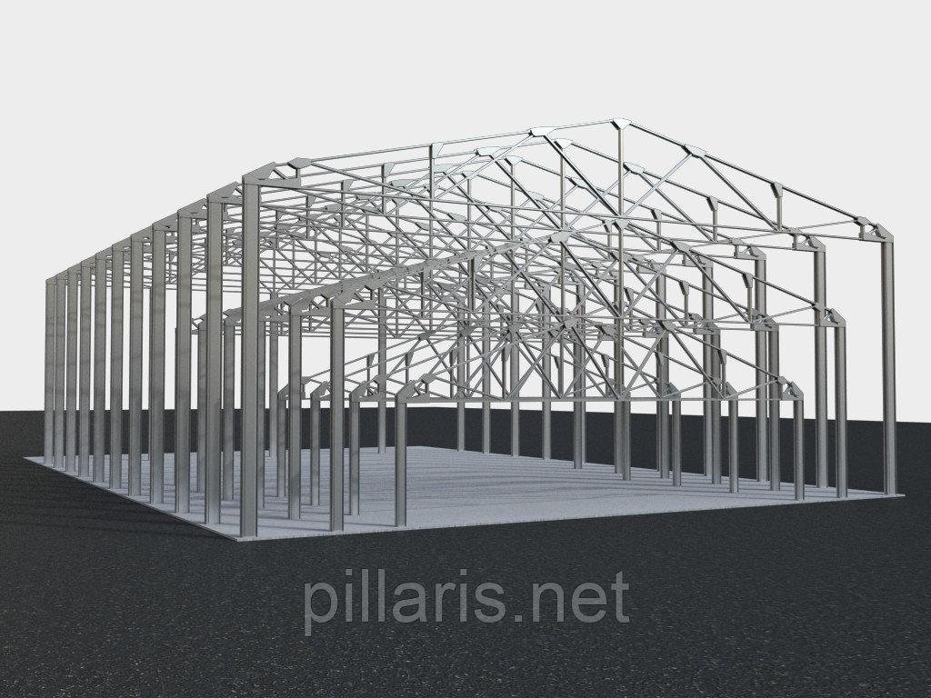 Строительство быстровозводимых конструкций