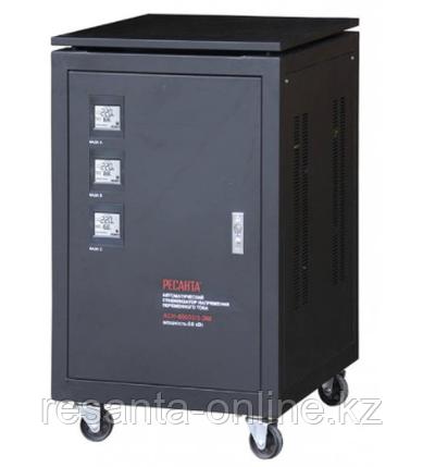 Стабилизатор напряжения Ресанта АСН 60000/3 ЭМ, фото 2