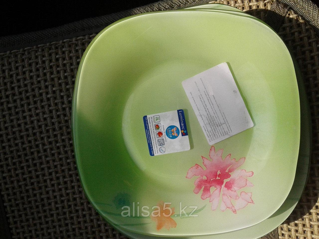ANGEL GREEN тарелка десертная 18см, шт.