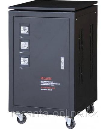 Стабилизатор напряжения Ресанта АСН 80000/3 ЭМ, фото 2