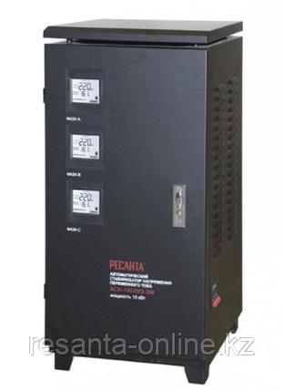 Стабилизатор напряжения Ресанта АСН 15000/3 ЭМ, фото 2