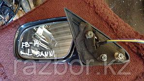 Зеркало левое Nissan Sunny