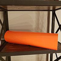 Флекс пленка. Цвет неон-оранжевый