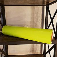 Флекс пленка. Цвет неон-желтый