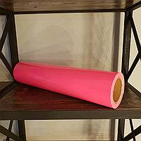 Флекс пленка. Цвет неон-розовый