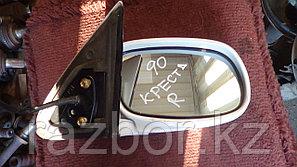Зеркало правое Toyota Cresta (90)