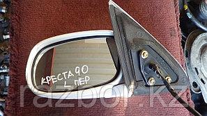 Зеркало левое Toyota Cresta (90)