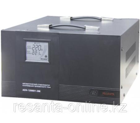 Стабилизатор напряжения Ресанта АСН 12000/1 ЭМ