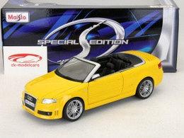 1/18 Audi RS4 Cabriolet