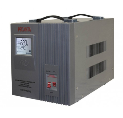 Стабилизатор напряжения Ресанта АСН 12000/1 Ц, фото 2