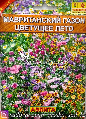 """Семена пакетированные Аэлита. Мавританский газон """"Цветущее лето"""", фото 2"""