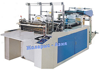 Станок для горячей герметизации и холодной резки пакетов GFQ-700